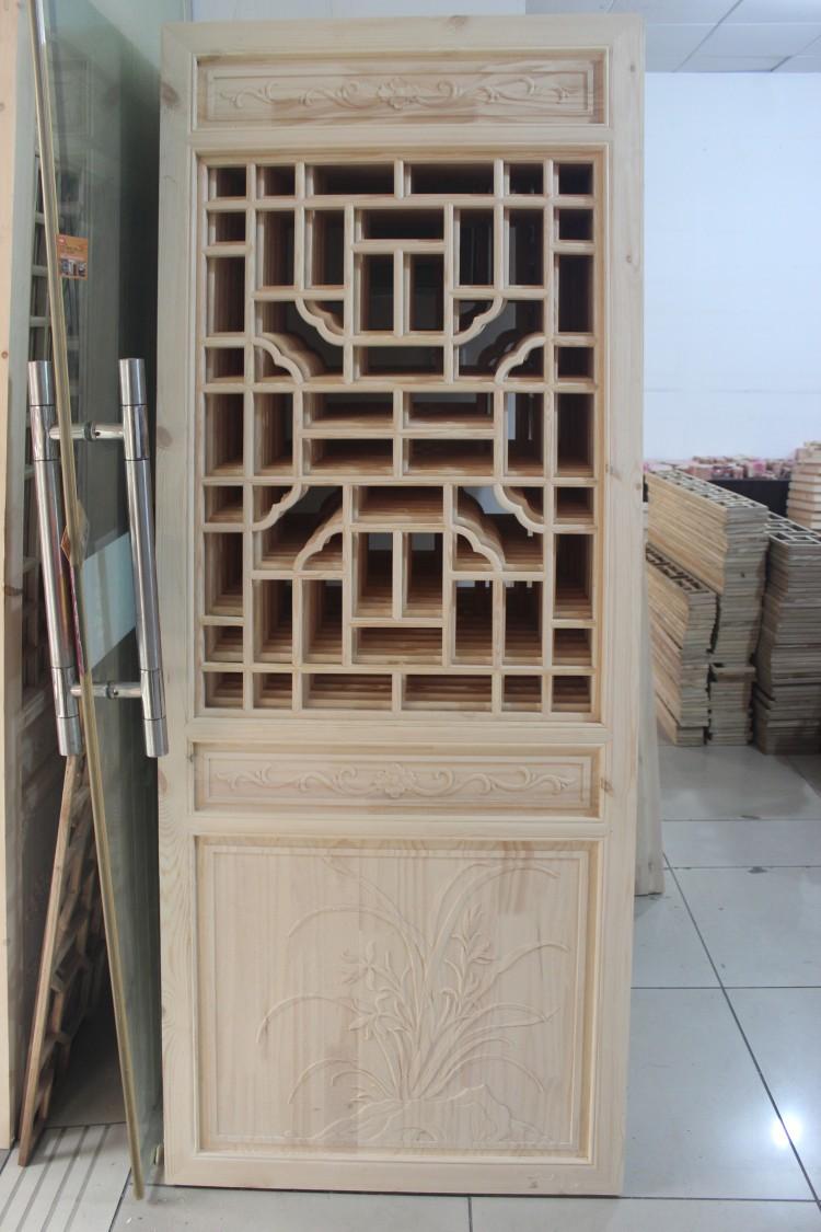 特价仿古门窗东阳木雕木制品厂卧室屏风隔断木窗花格明清风格