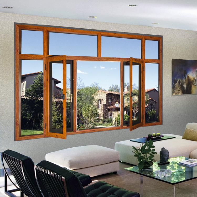 窗户批发 130断桥窗纱一体复合窗 隔热隔音防火防盗 深加工玻璃