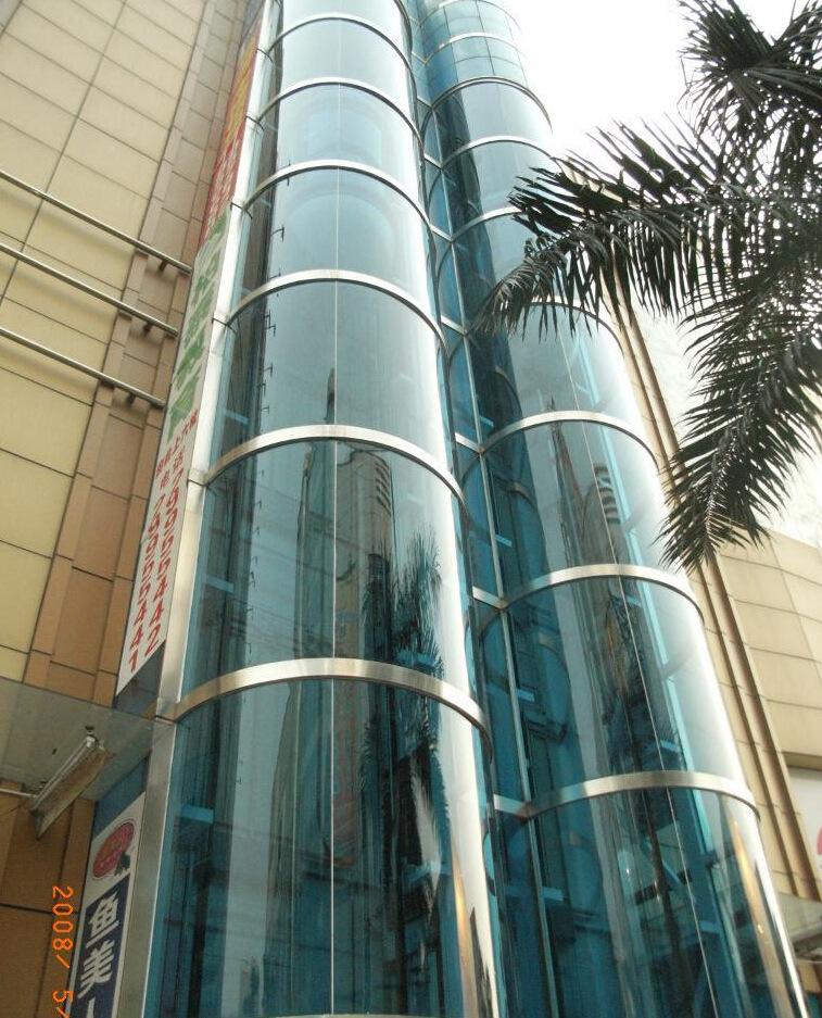 观光电梯 家用电梯 别墅电梯 商场电梯 外墙施工安装