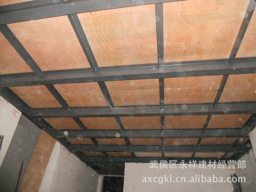钢结构木板阁楼