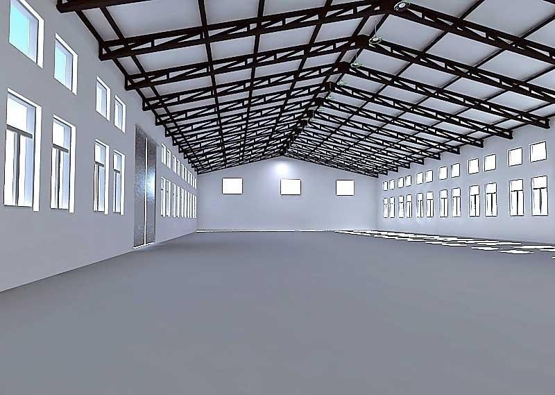 材料商城,,成都钢结构厂房 库房搭建