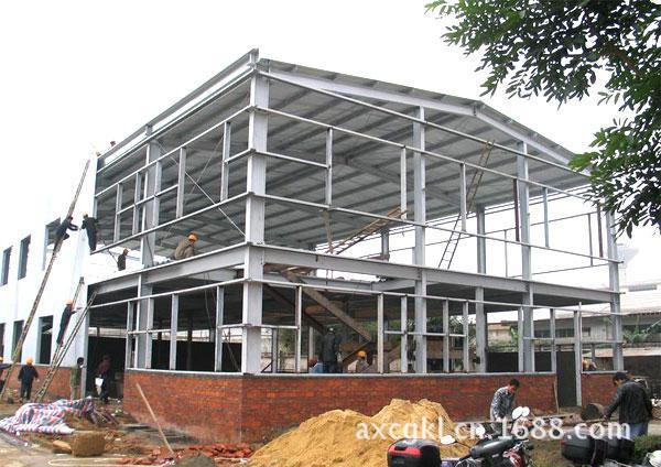 钢结构别墅11