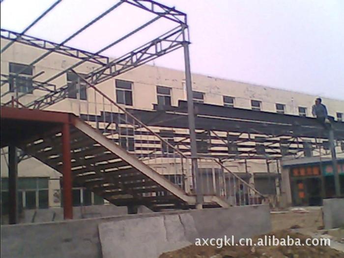 成都钢结构阁楼 厂房仓库隔层平台