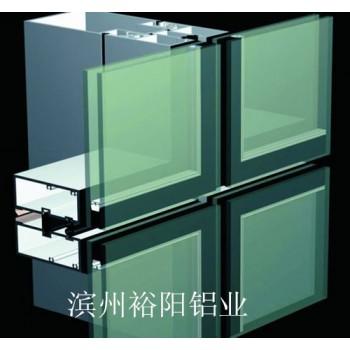 材料商城,幕墙,构件式/单元式,明框玻璃幕墙,裕阳铝业 框架式(元件式)幕墙