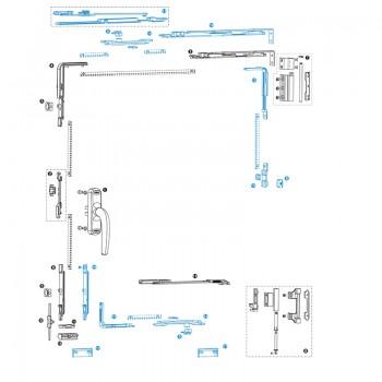 电路 电路图 电子 户型 户型图 平面图 原理图 350_350