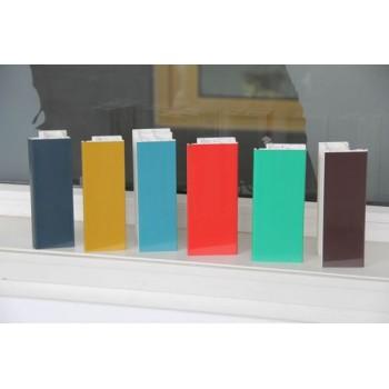 材料商城,铝材/塑材/其它型材,塑门窗型材,彩色共挤型材,高科建材 炫彩型材