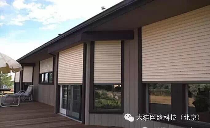 住宅外遮阳卷帘窗成为绿色建筑遮阳设计标准考核指标