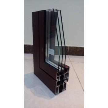 断桥铝合金系统门窗