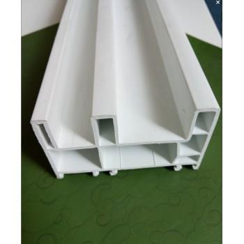 材料商城,铝材/塑材/其它型材,塑门窗型材,白色型材,冰轮  塑钢型材