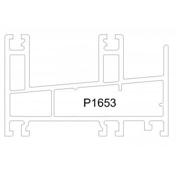 P1653 - 推拉框 - ORTA推拉窗系列