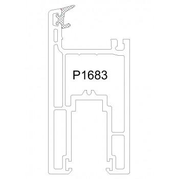 P1683 - 推拉扇 - ORTA推拉窗系列