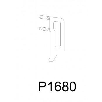P1680 - 双玻压条 - ORTA推拉窗系列