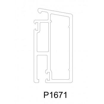 P1671- 推拉窗用纱窗料 - ORTA推拉窗系列