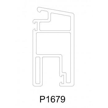 P1679- 推拉窗用纱窗料(88mm框用) - ORTA推拉窗系列
