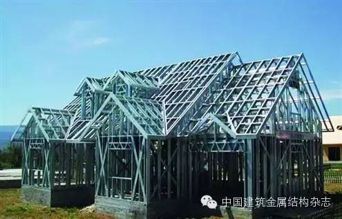 半立构建筑步骤