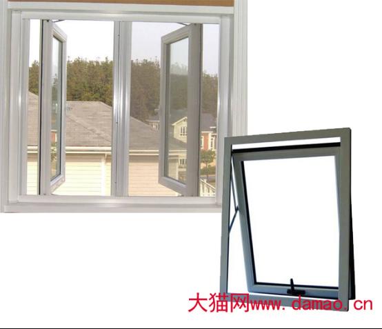 铝合金窗是最初取代钢窗的产品,采用铝合金挤压型材为框、梃、扇料制作,普通的铝合金推拉窗以铝合金为主要材料,密封性和隔音效果都比钢窗好,也比纯木窗、钢窗易加工。 一、铝合金窗分类   1.按开启方式分类:铝合金窗与其他材质窗户一样可以分为铝合金平开窗(内开、外开)、铝合金推拉窗、铝合金悬窗(上悬、中悬、下悬)、铝合金固定窗这几种。   2.