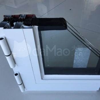 台玻 四步节能 K值1.5: 超白5mm+12Ar+5mm(PLE88A色系)+12Ar+5mm(PLE88A色系)暖边条+三钢化