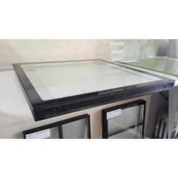 5low-e+12A+5中空双钢化玻璃