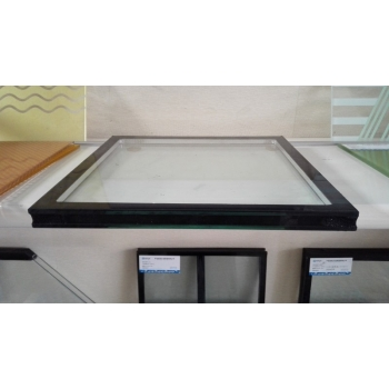 6low-e+9A+6单钢化中空玻璃