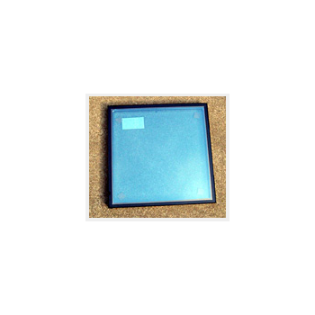 5low-e+12A+5中空单钢化玻璃