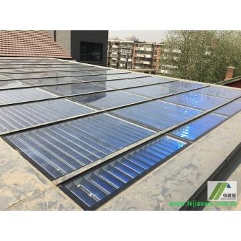 绿建屋太阳能阳光房