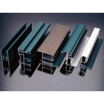 UER56系列隔热平开门窗型材