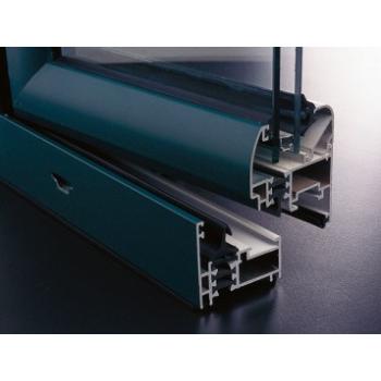 GDR40系列非隔热平开门窗型材