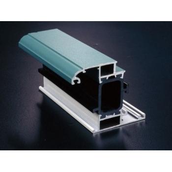 UER65系列隔热平开门窗型材