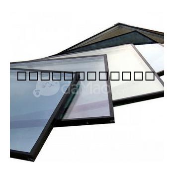 5+12A+5中空双钢化玻璃