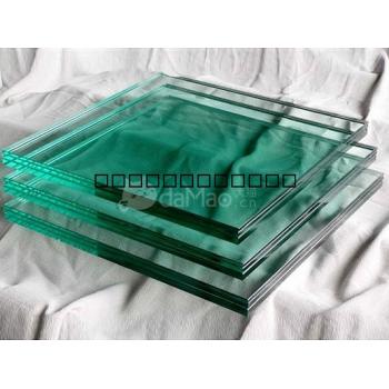 6mm 双银low-e + 12A + 6mm中空双钢化玻璃