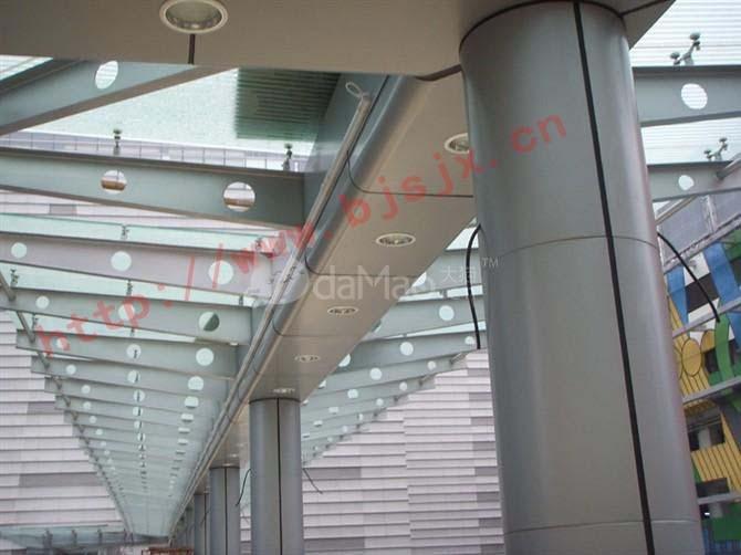 材料商城_玻璃/金属板/其它面材_金属板_铝塑板_吉祥 4mm  21丝  铝塑板