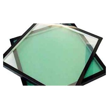 科晶天润 8LOWE+12+8(结构胶)钢化中空玻璃