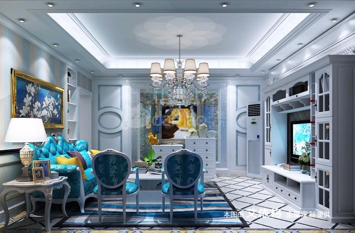 定制高档欧式白色家具案例【艾依格】