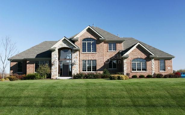 铝包木门窗主体结构与实木一致