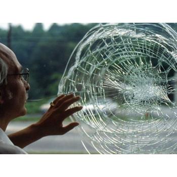 防弹玻璃,土豪家门窗的标配