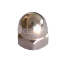 材料商城_五金/埋件/辅材_五金标件/辅材_窗固 不锈钢304盖型螺母M8