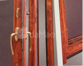 五金配套:欧式标准槽口设计,可配hopo品牌五金配件.