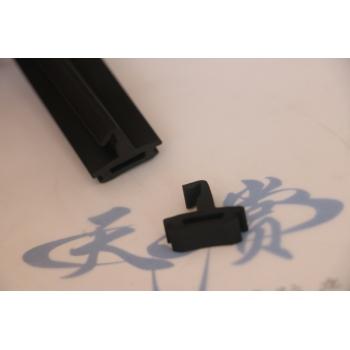 天赏 三元乙丙橡胶密封条  汽车防尘胶条