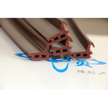 耐高温硅胶密封条 彩色硅胶条 异形硅胶密封条